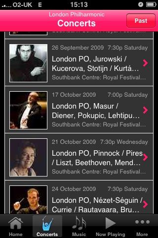 LPO iPhone App